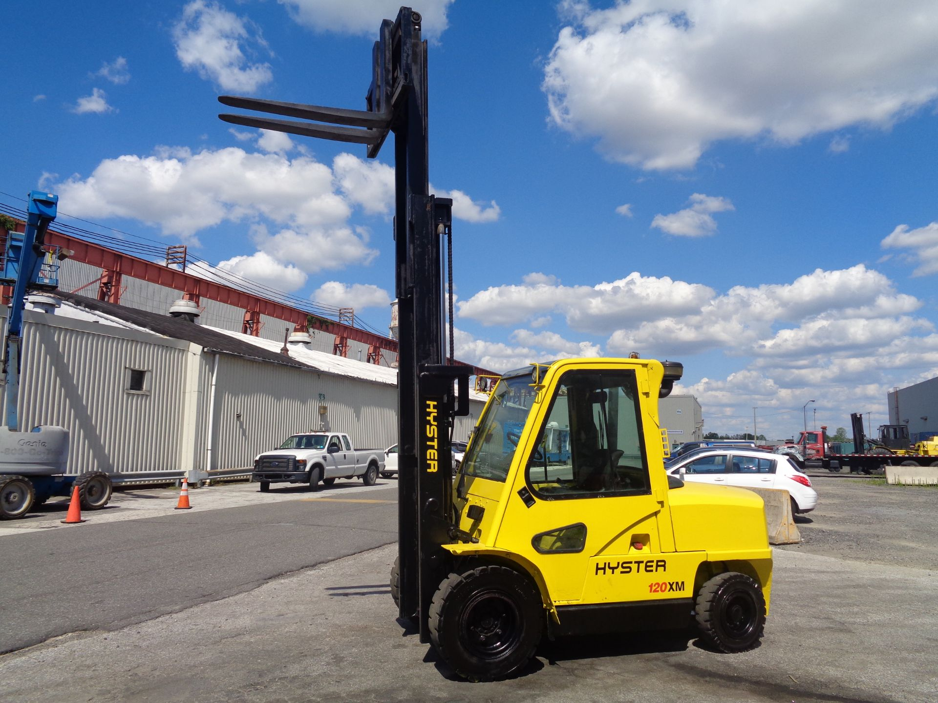 Hyster H120XL 12,000lb Forklift - Image 12 of 15