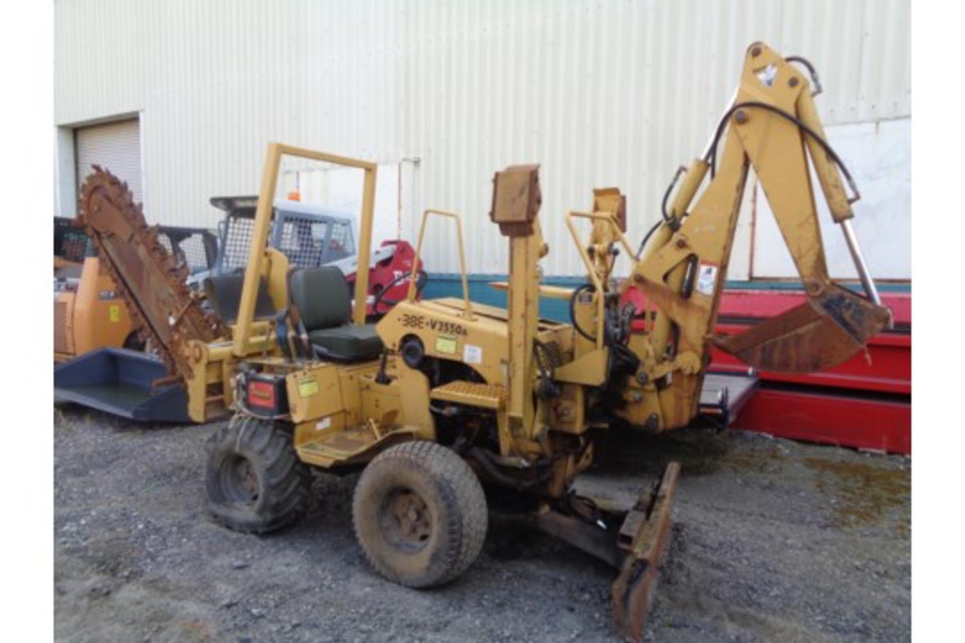 Lot 39 - Vermeer V3550A Trencher
