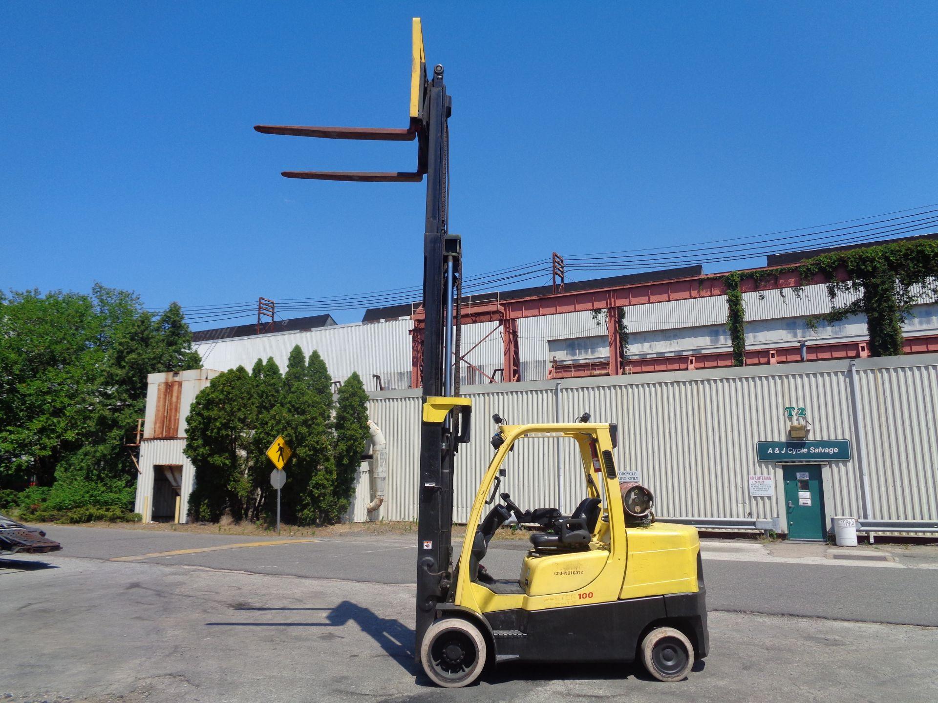 Hyster S100FT 10,000lb Forklift - Image 13 of 17