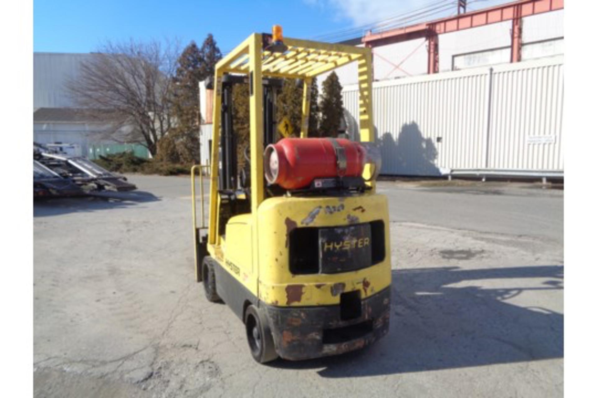 Hyster S35XM 3,500lb Forklift - Image 10 of 15