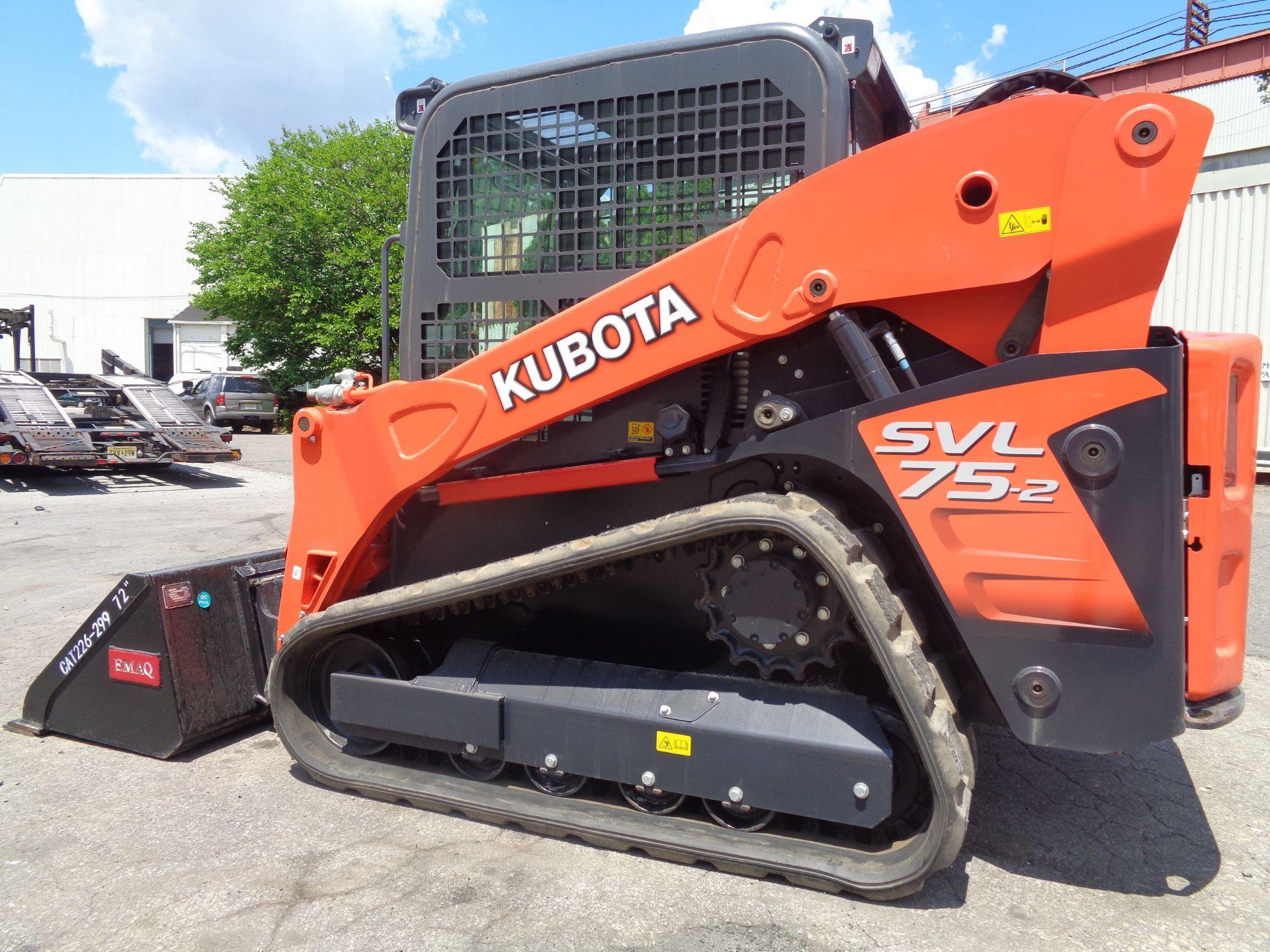 Lot 34 - NEW & UNUSED Kubota SVL75-2 Skid Steer