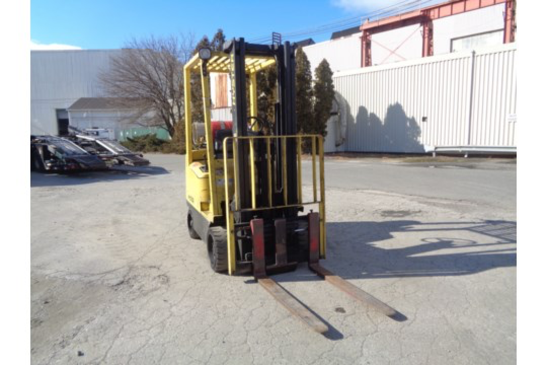 Hyster S35XM 3,500lb Forklift - Image 5 of 15