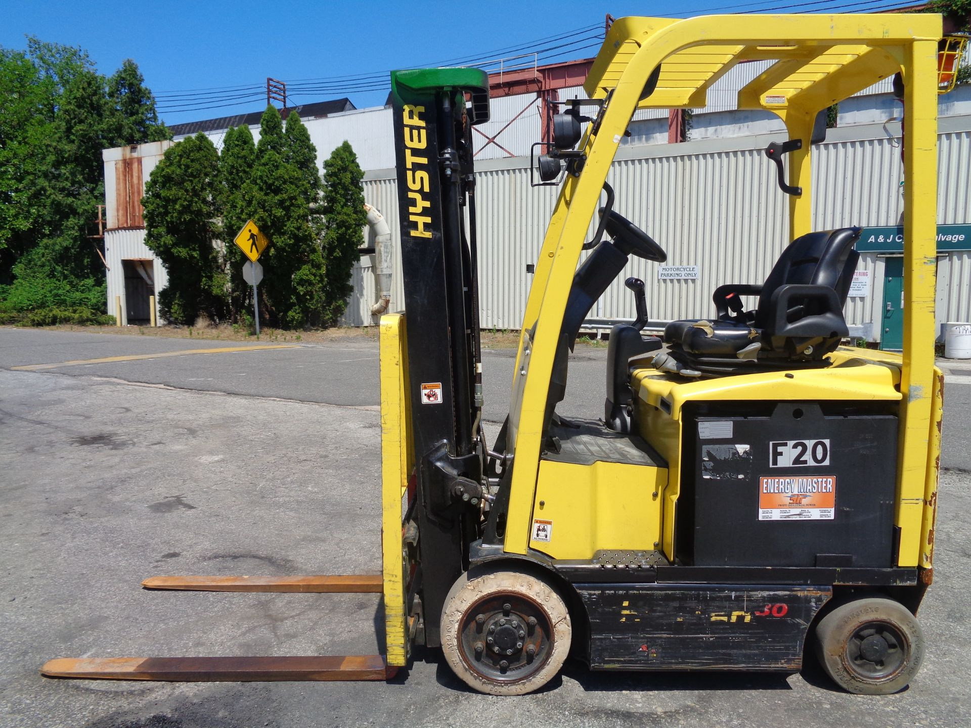2016 Hyster E30XN 3,000lb Forklift - Image 6 of 18