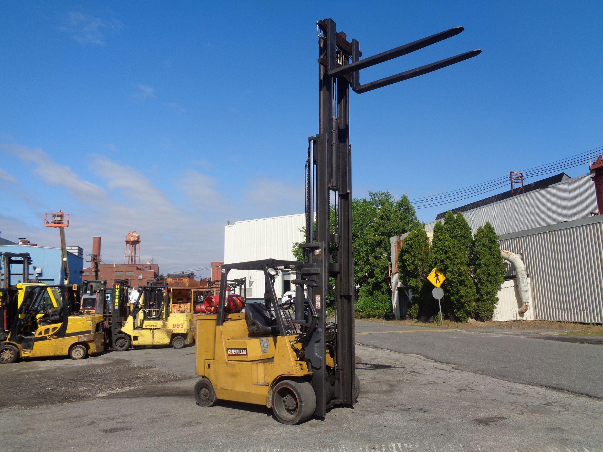 Caterpillar GC55KSTR 11,000lb Forklift - Image 11 of 14