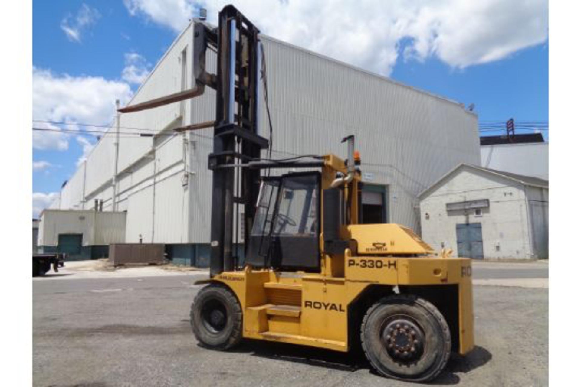 1998 Royal P330H 36,000lb Forklift - Image 15 of 19