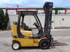 Yale GC080VXNGSE107.6 8,000lb Forklift