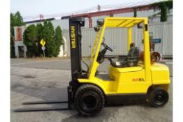 Hyster H50XL 5,000lb Forklift
