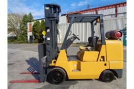 Caterpillar GC45KS 10,000lb Forklift