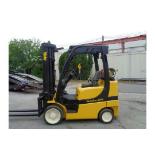 2012 Yale GLC060VXNVRV086 6,000lb Forklift