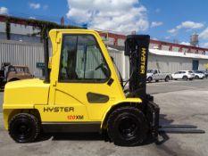 Hyster H120XL 12,000lb Forklift
