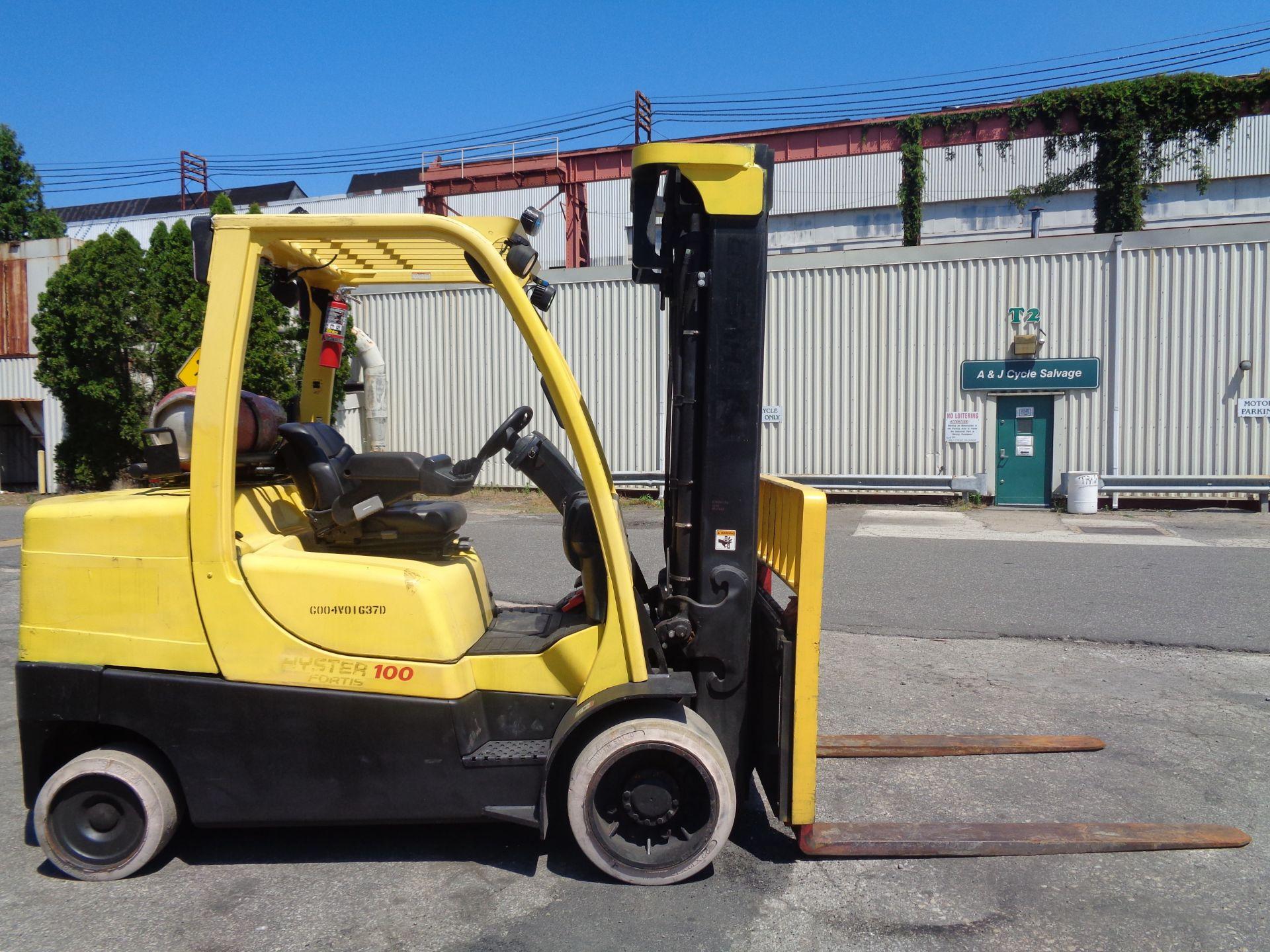Hyster S100FT 10,000lb Forklift - Image 2 of 17