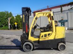 2008 Hyster S120FTPRS 12,000lb Forklift