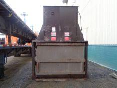 Trash Dumpster Hydraulic Compactor
