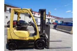 2012 Hyster S50FT 5,000lb Forklift