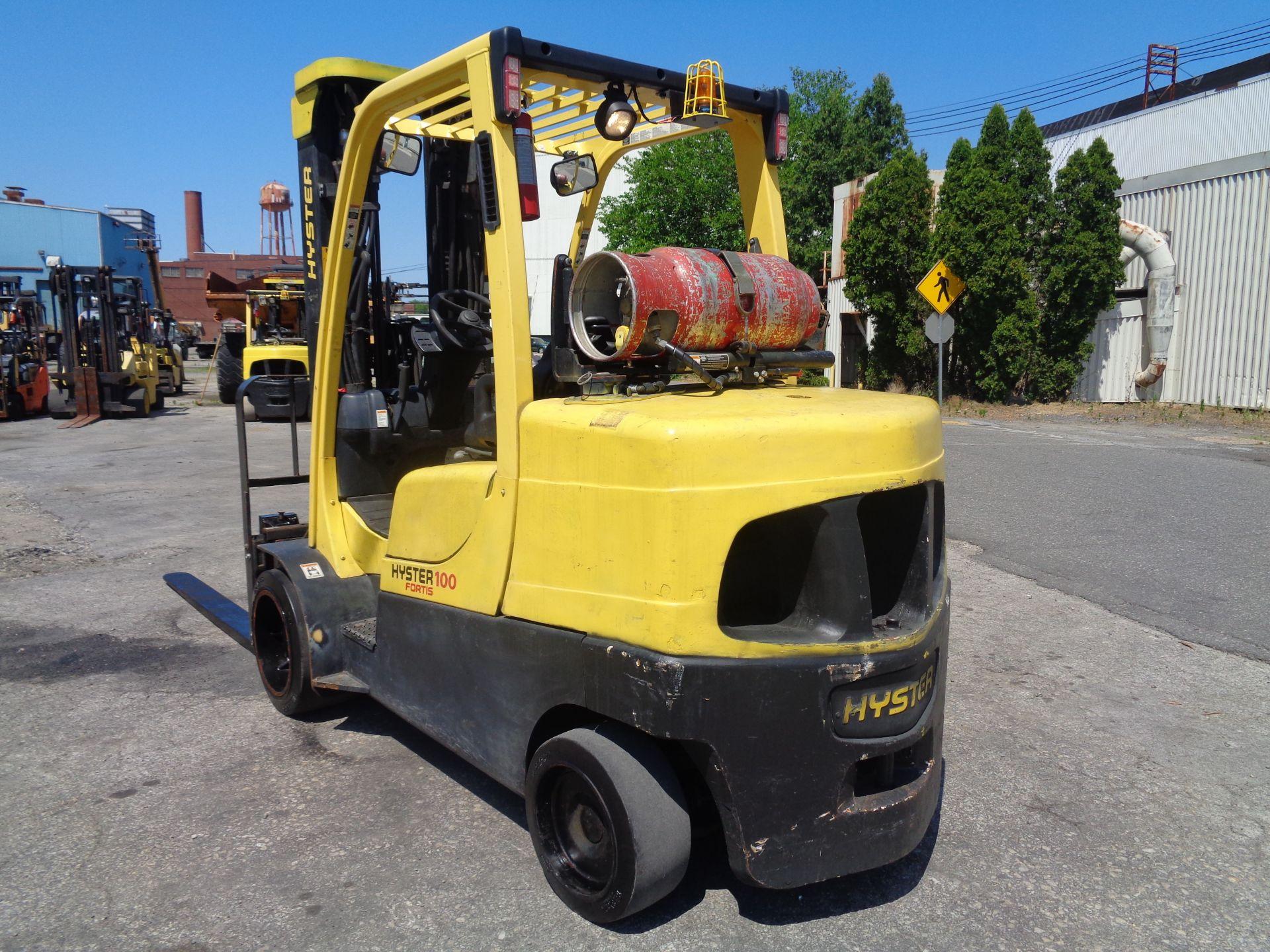 Hyster S100FT 10,000lb Forklift - Image 4 of 19