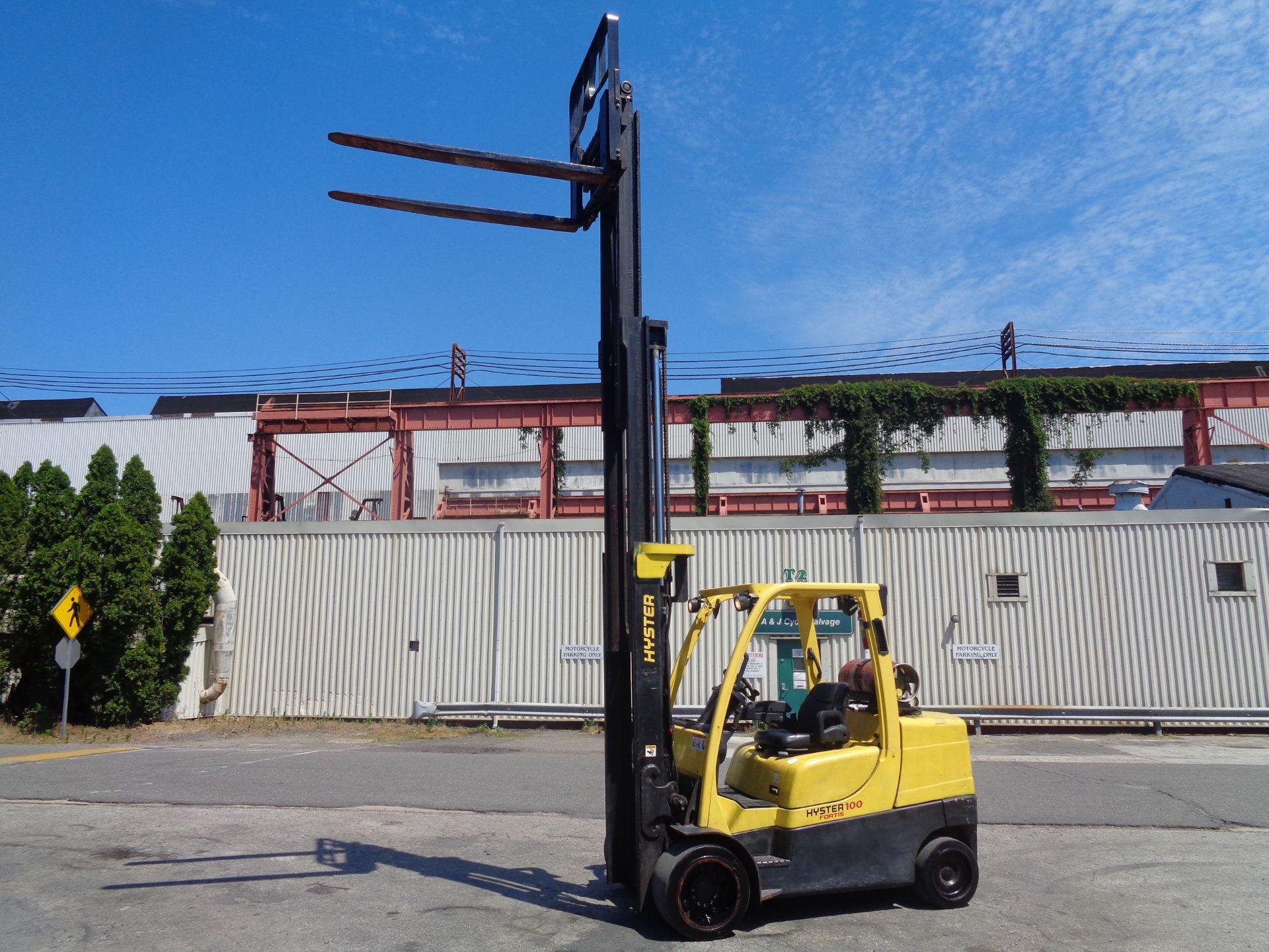Hyster S100FT 10,000lb Forklift - Image 16 of 19