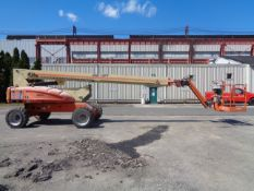 2010 JLG M600JP 60FT Electric Boom Lift