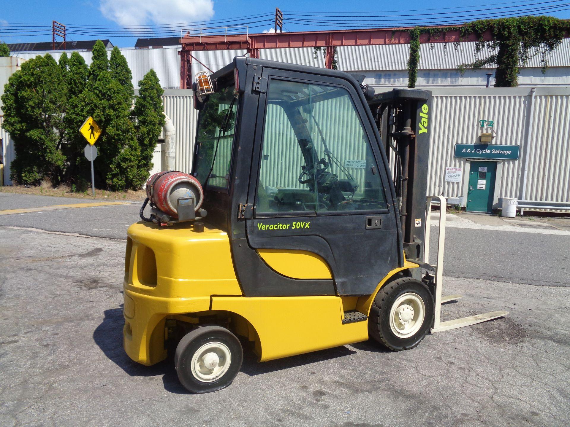 Yale GLP05VXEUSE086 5000 lb Forklift - Image 5 of 14