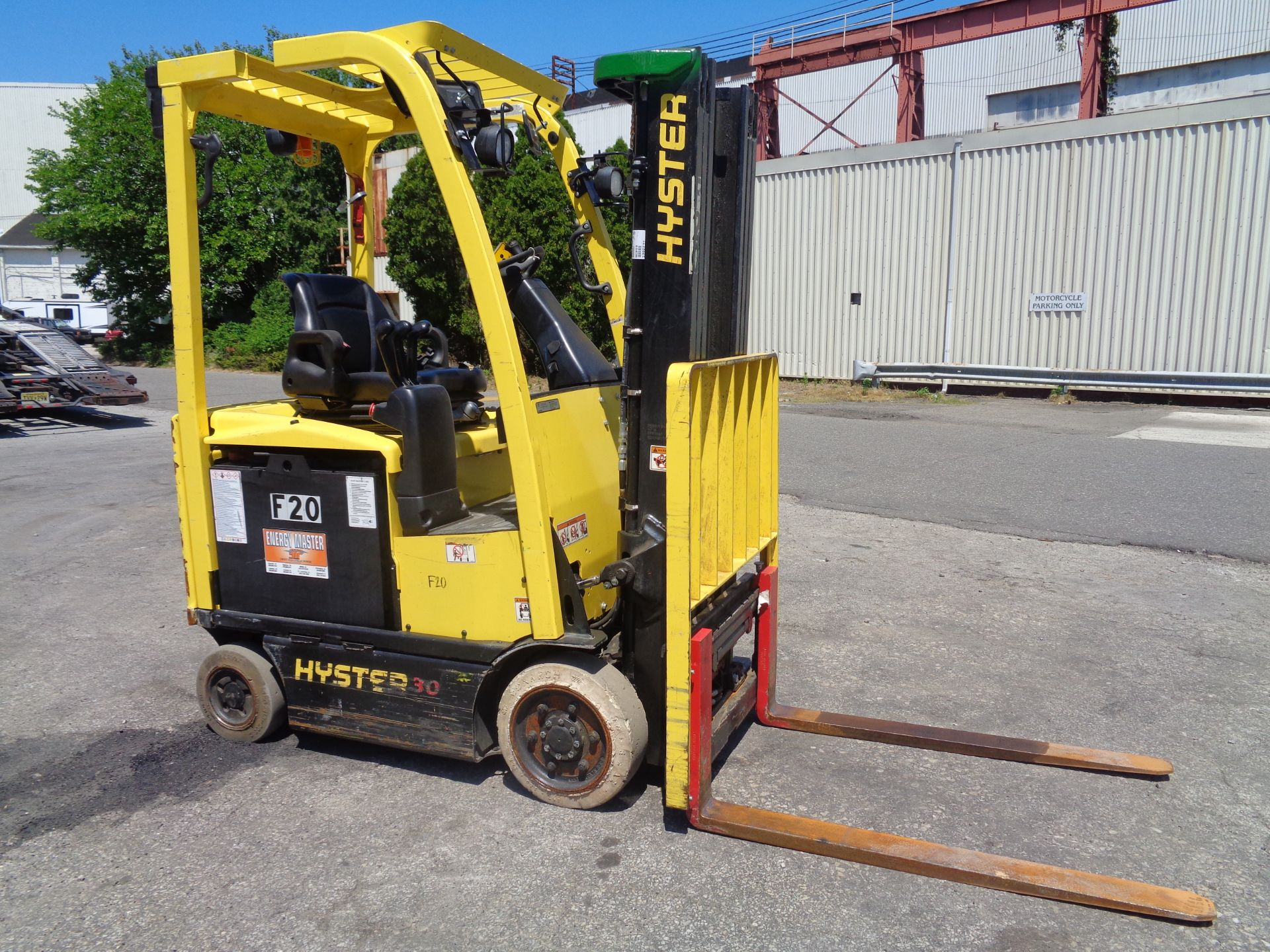 2016 Hyster E30XN 3,000lb Forklift - Image 4 of 18