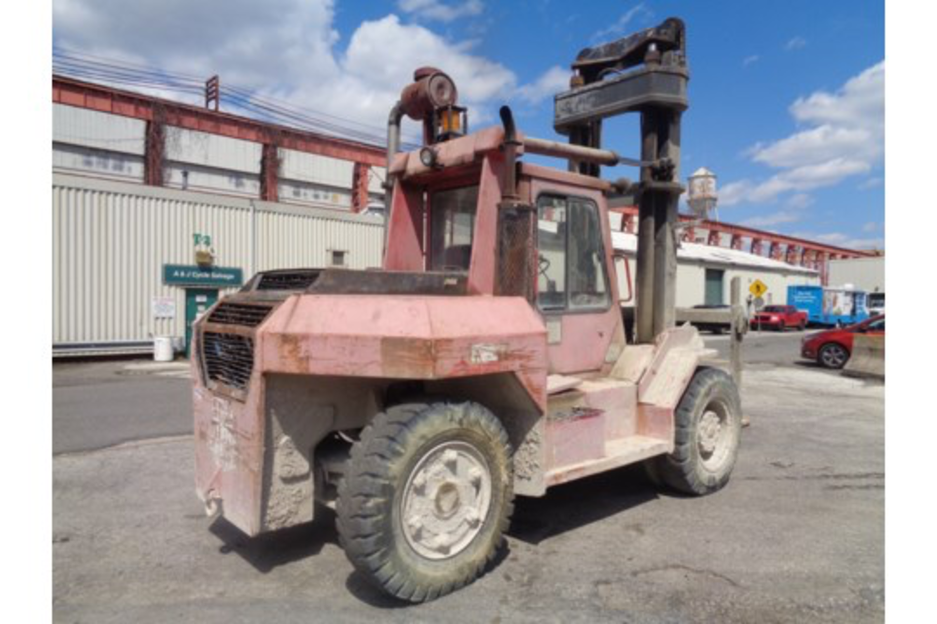 Taylor TE200S 20,000lb Forklift - Image 3 of 10