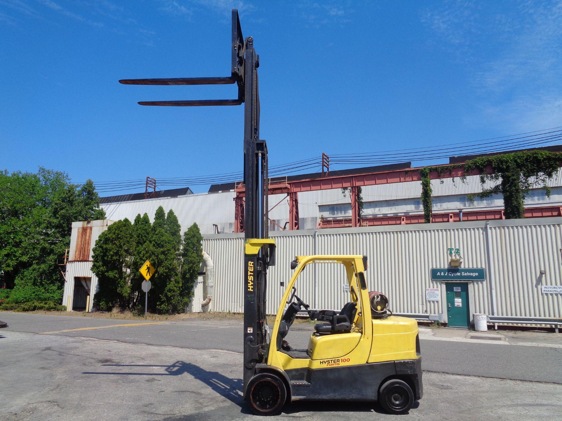 Hyster S100FT 10,000lb Forklift - Image 15 of 19