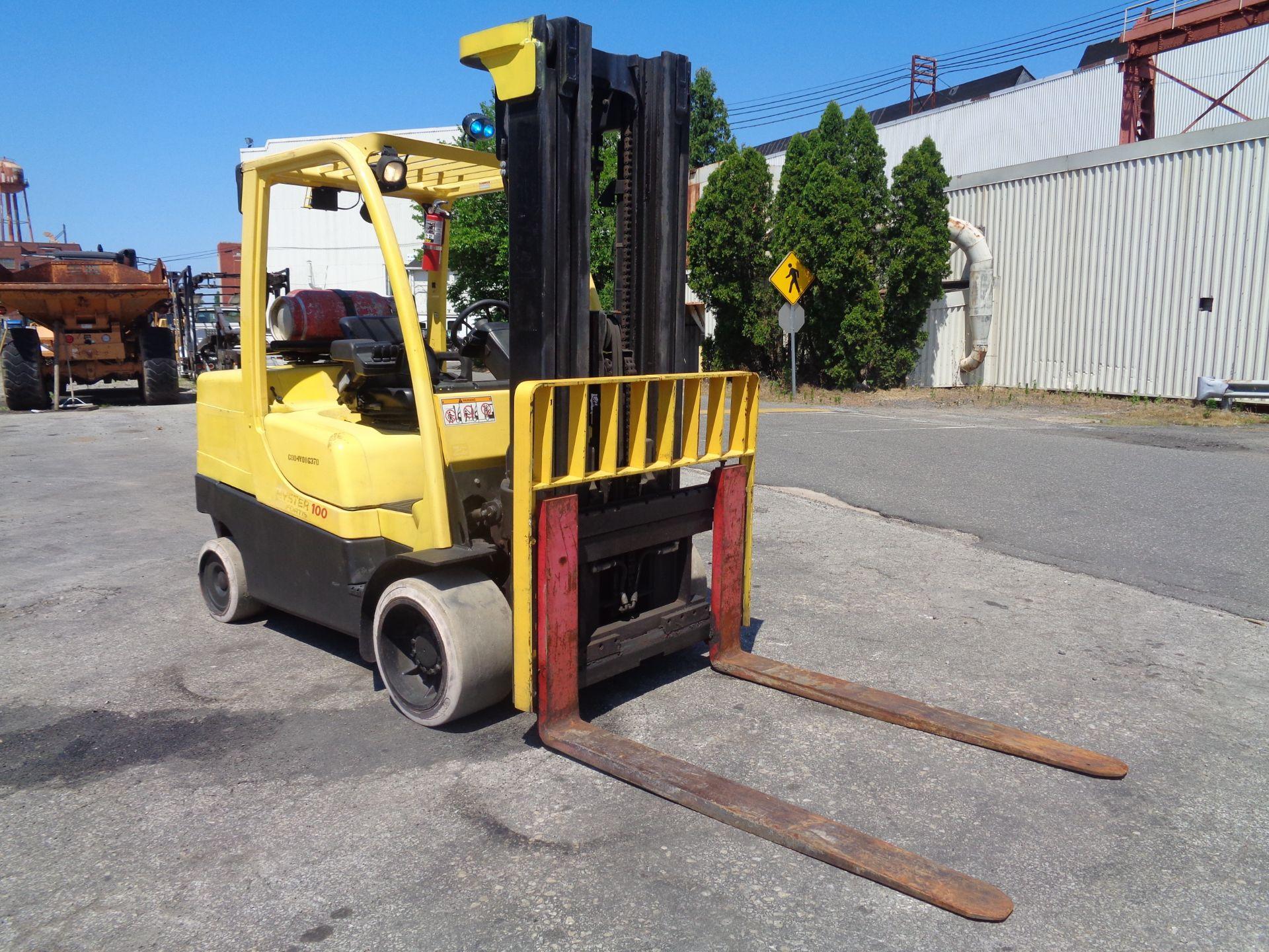 Hyster S100FT 10,000lb Forklift - Image 7 of 17