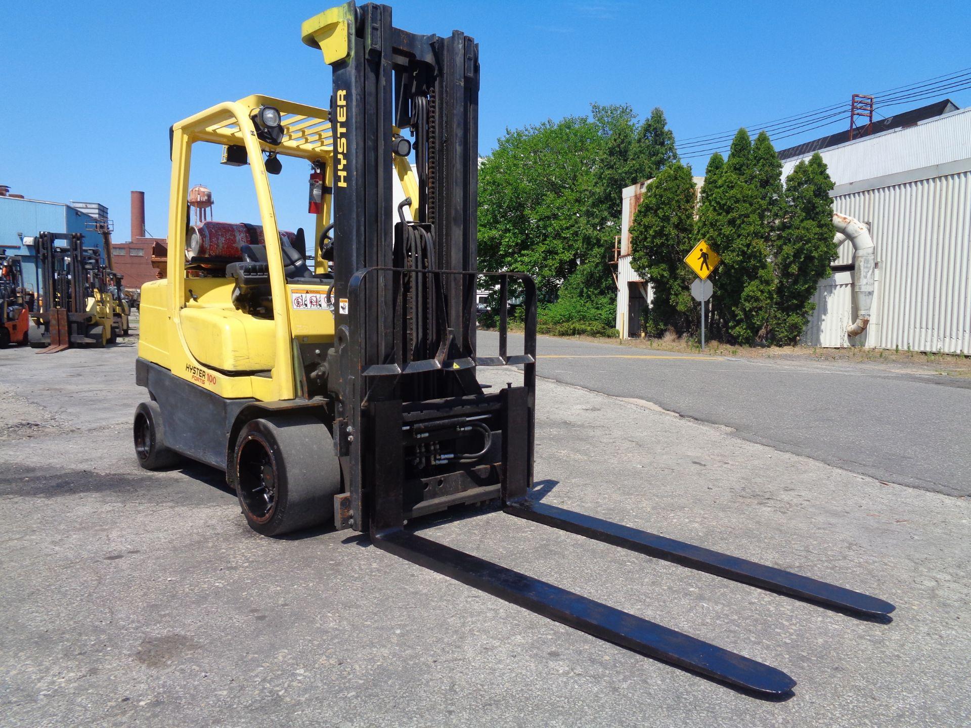 Hyster S100FT 10,000lb Forklift - Image 12 of 19