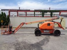2007 JLG 600AJN 60ft Boom Lift
