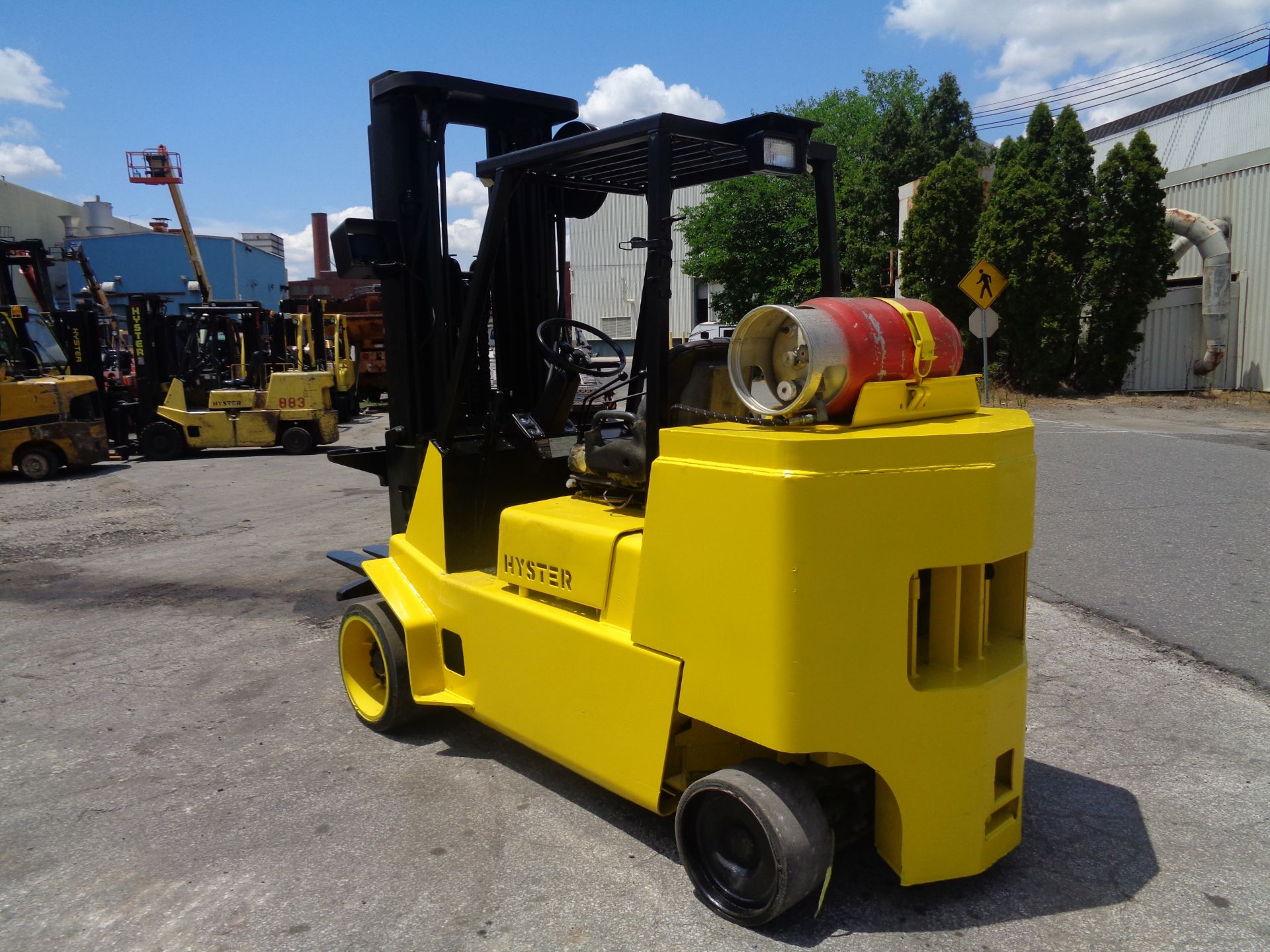 Hyster S120XL 12,000lb Forklift - Image 7 of 14