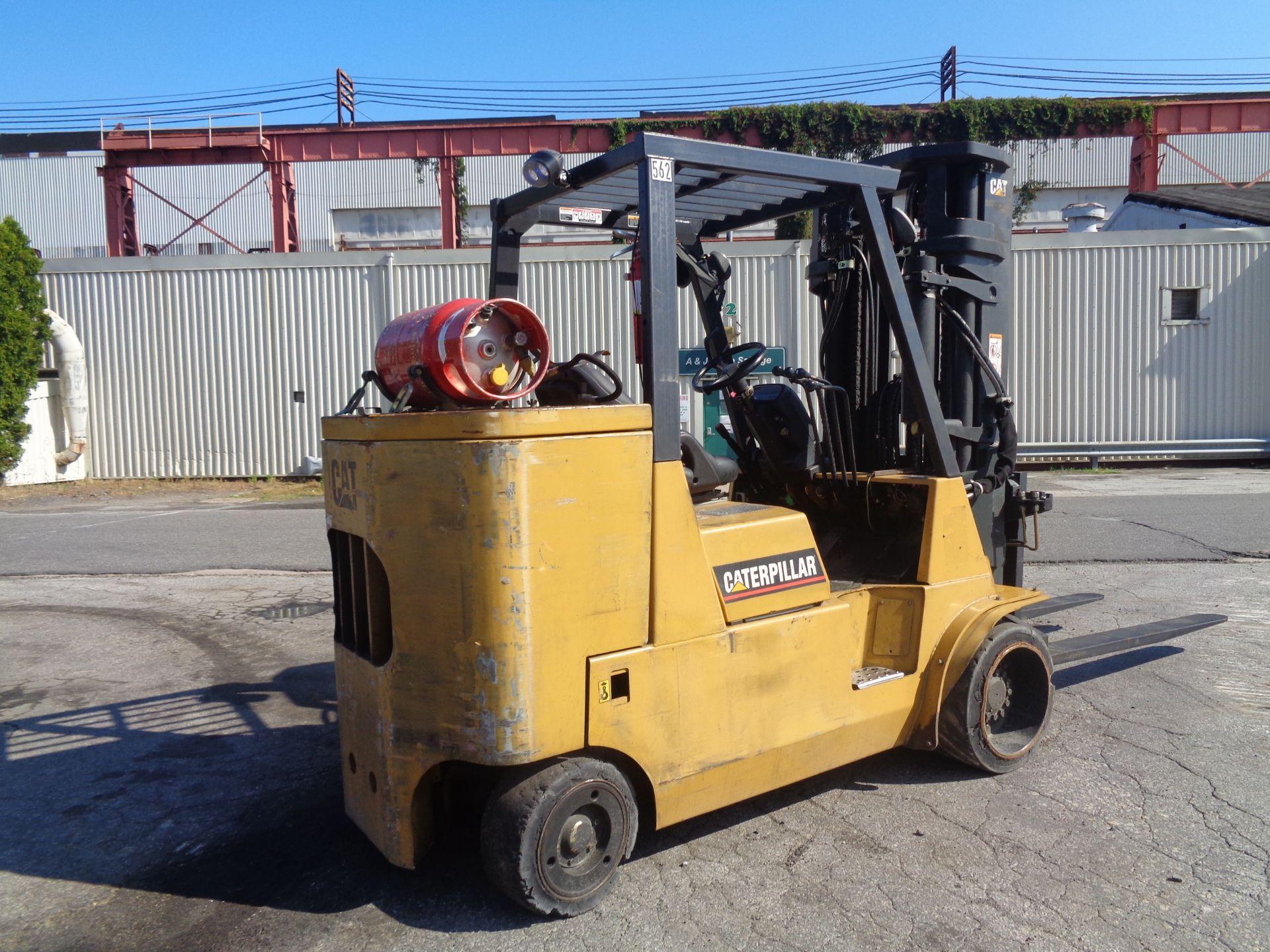 Caterpillar GC55KSTR 11,000lb Forklift - Image 8 of 14