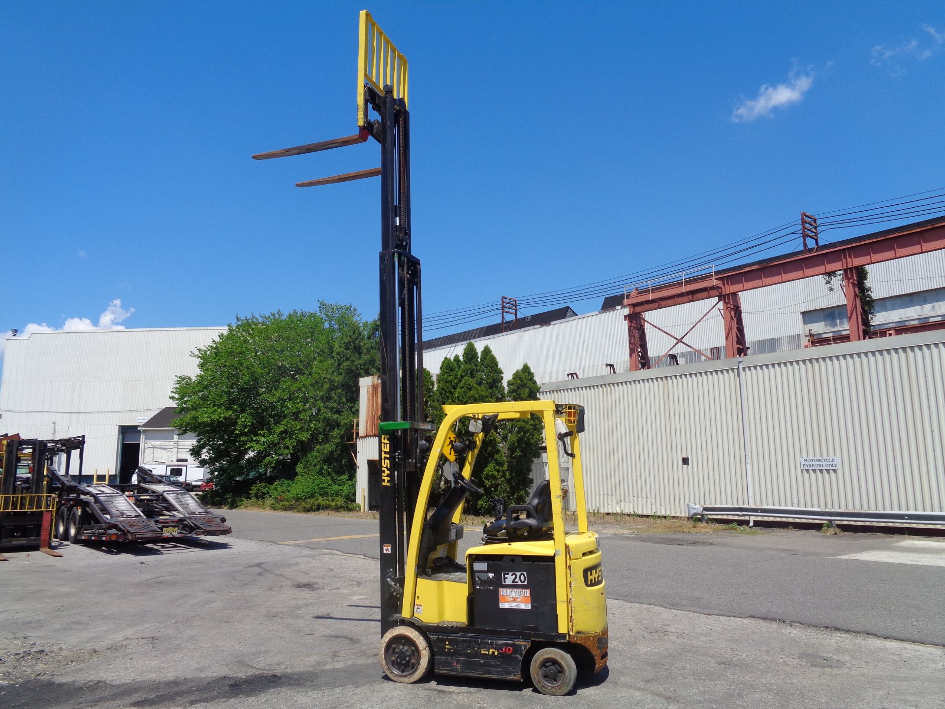 2016 Hyster E30XN 3,000lb Forklift - Image 14 of 18