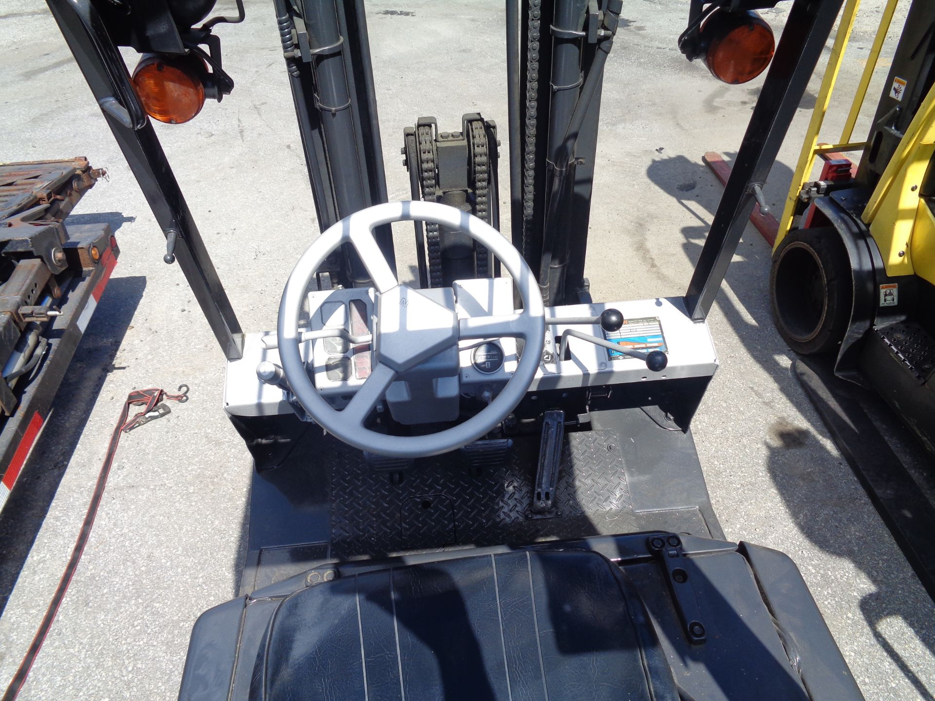 Nissan KCPH02A25PV 4,400 lb Forklift - Image 16 of 17