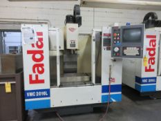 2000 FADAL VMC 2016L CNC Vertical Mill Machining Center