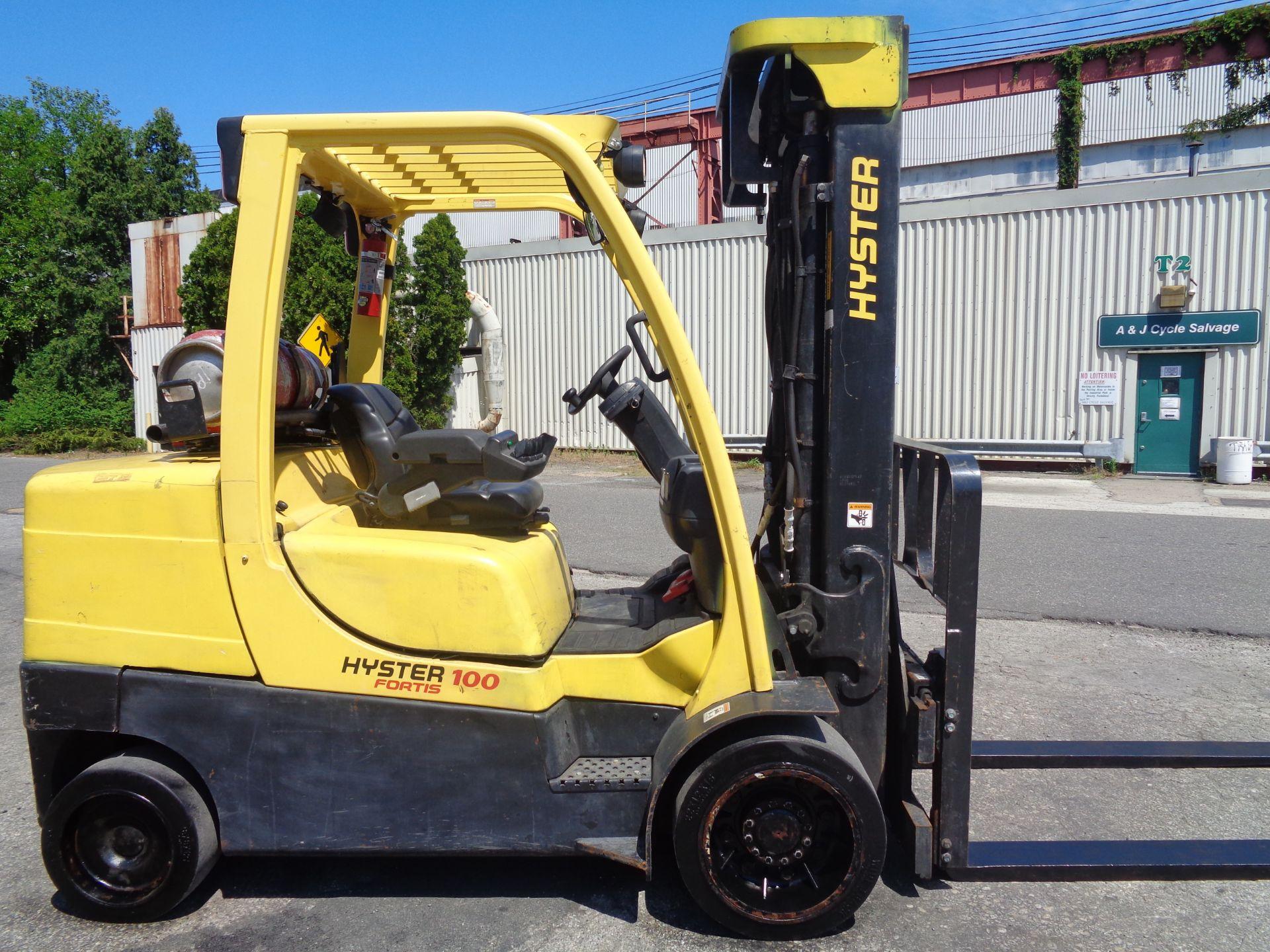 Hyster S100FT 10,000lb Forklift - Image 5 of 19