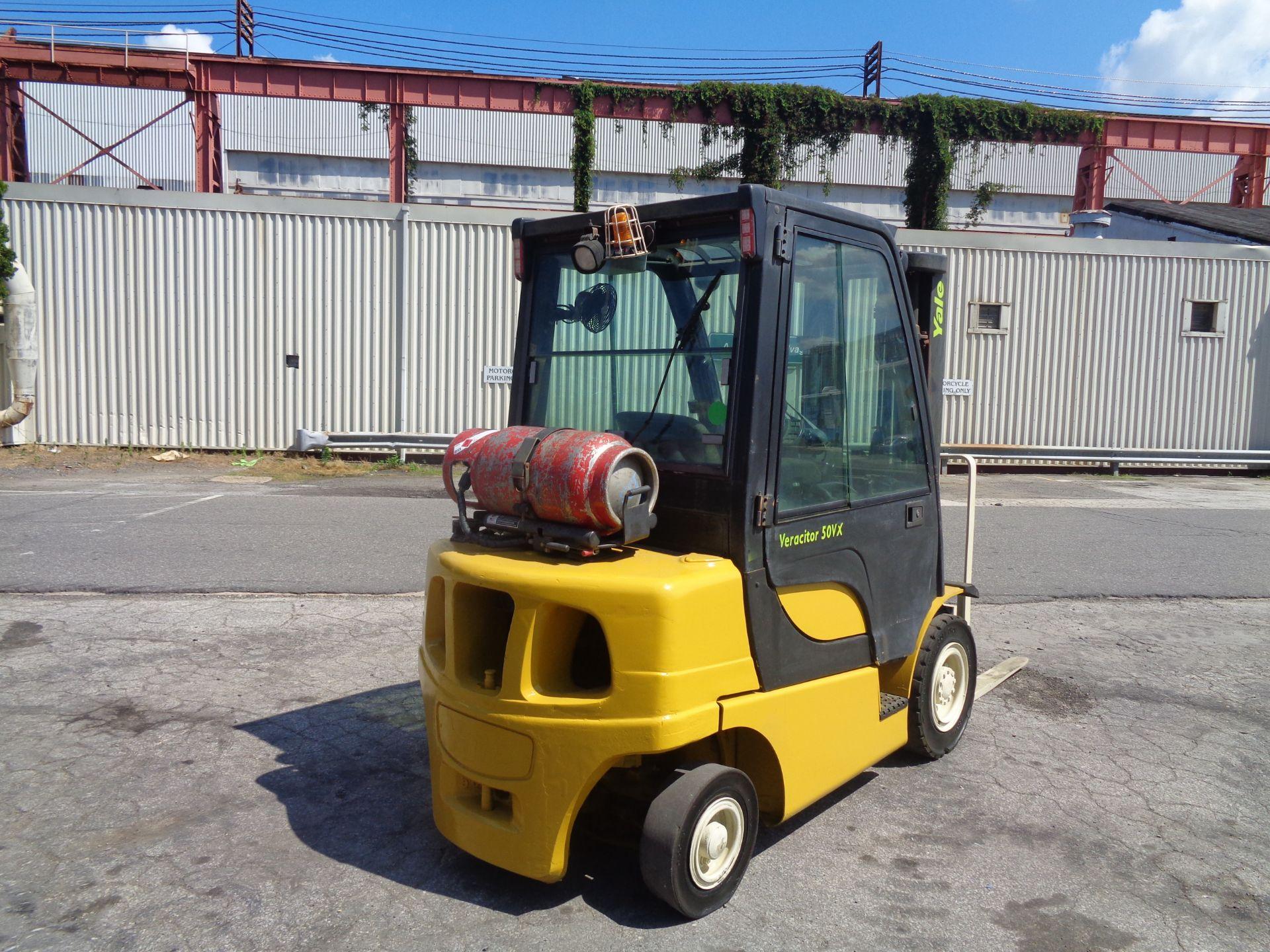 Yale GLP05VXEUSE086 5000 lb Forklift - Image 6 of 14