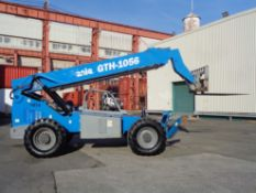 2013 Genie GTH1056 10,000 lb Telescopic Forklift