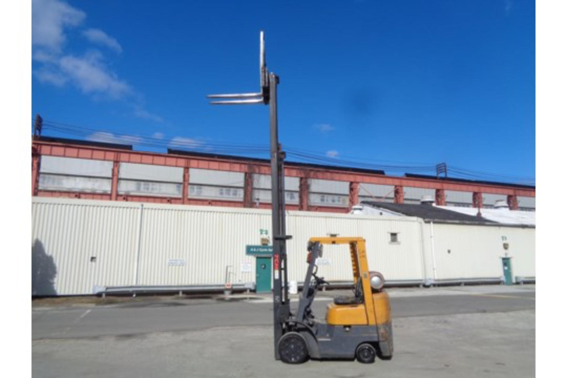 TCM FCG15F9 3,000lb Forklift - Image 12 of 16