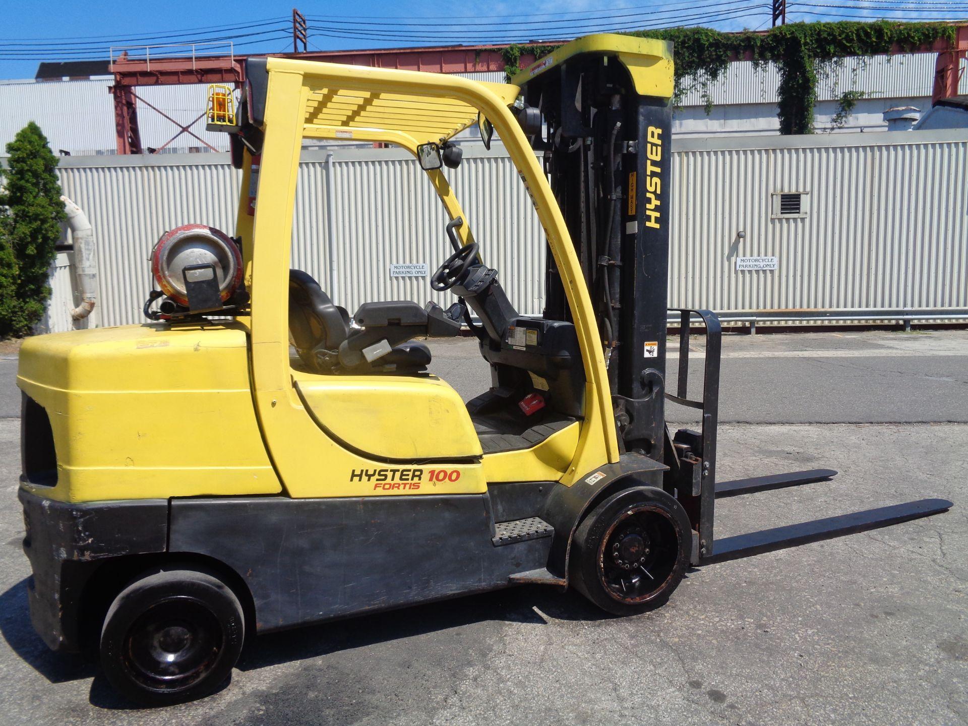 Hyster S100FT 10,000lb Forklift - Image 7 of 19