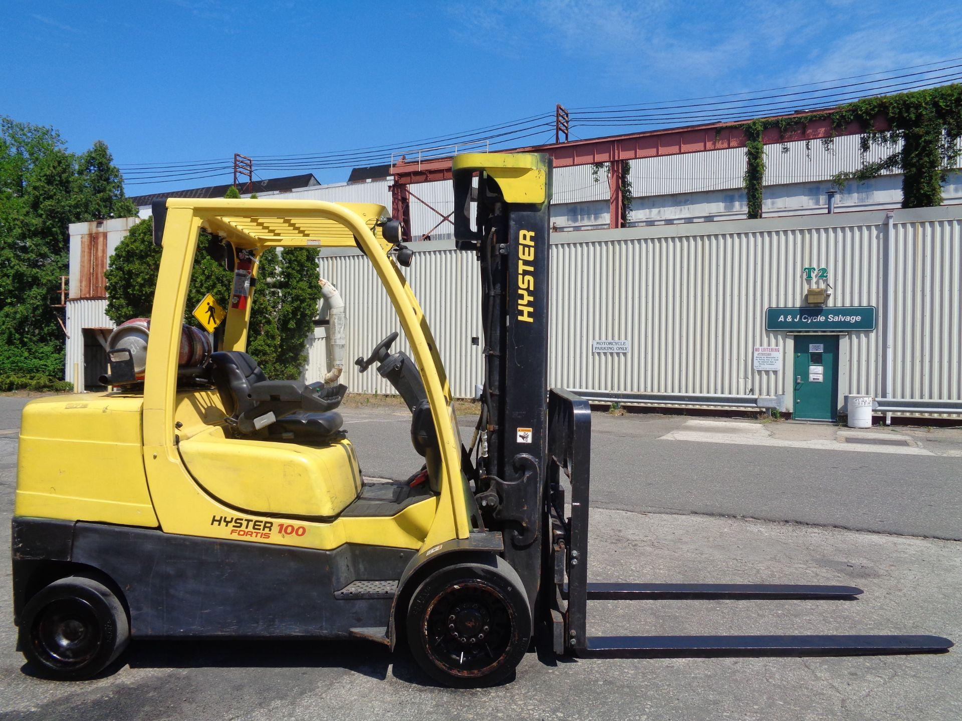 Hyster S100FT 10,000lb Forklift - Image 2 of 19