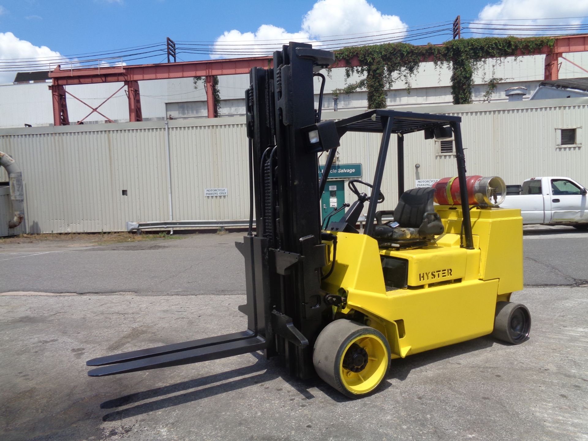 Hyster S120XL 12,000lb Forklift - Image 6 of 14