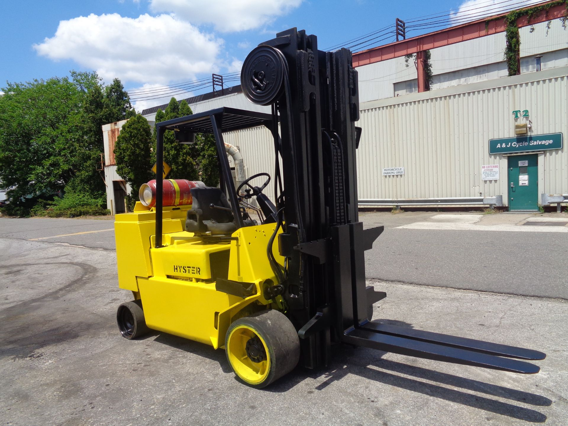 Hyster S120XL 12,000lb Forklift - Image 9 of 14