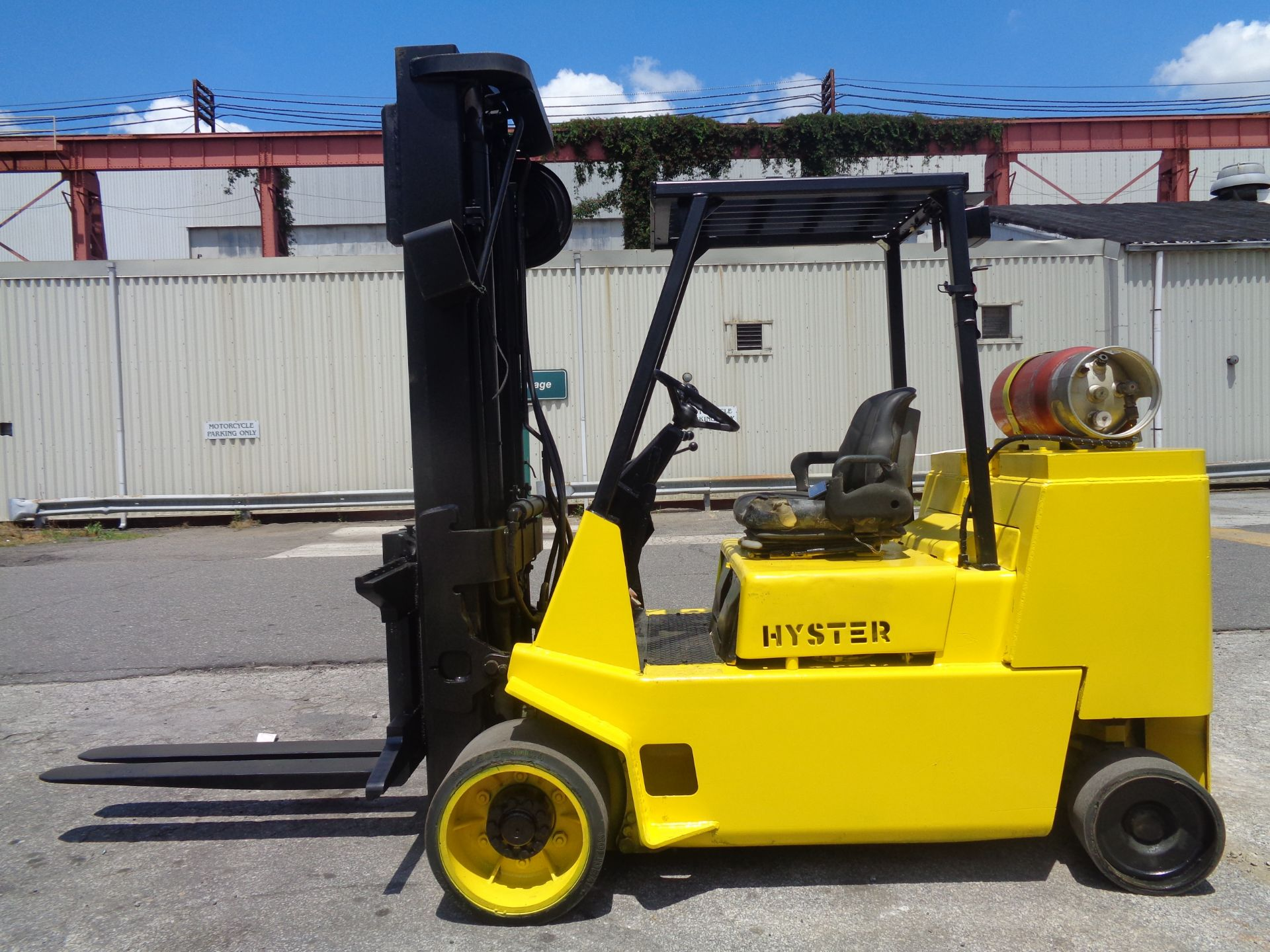 Hyster S120XL 12,000lb Forklift - Image 2 of 14
