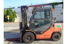 2014 Toyota 8FGU30 6,000lb Forklift