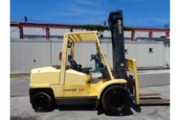 Hyster H100XM 10,000lb Forklift
