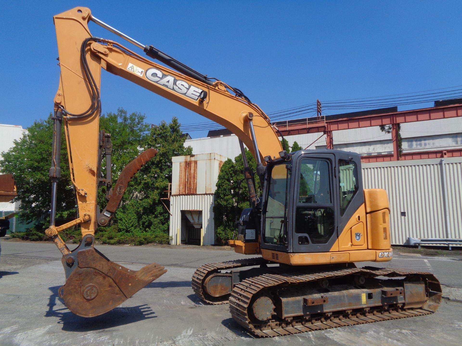Lot 58 - 2014 Case CX145C Excavator