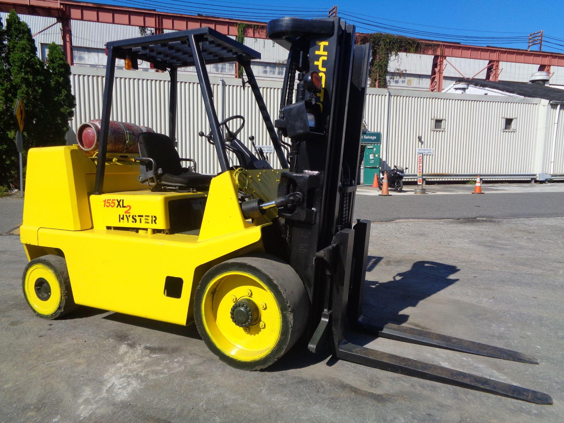 Lot 56 - Hyster S155XL2 15,500lb Forklift