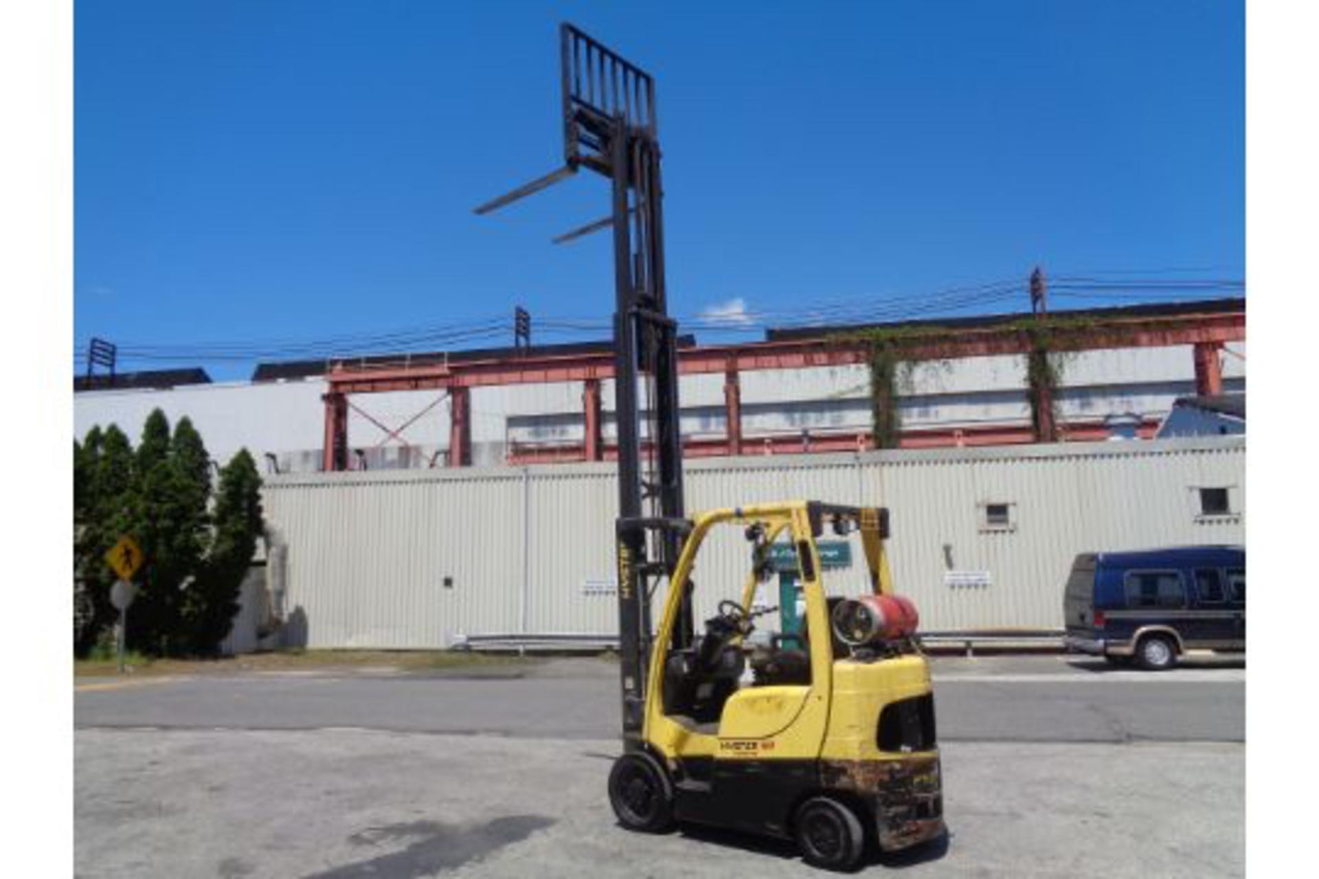 Lot 16 - 2012 Hyster S50FT 5,000lb Forklift