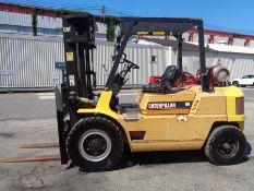 Caterpillar GP40 8,000lb Pneumatic Forklift