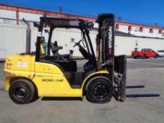 2015 Hyundai 40D9A 9,000lb Forklift
