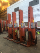 Set of 4 ALM 18,000 lbs Truck Lifts